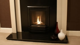 Bailey HE Inset Gas Fire Image