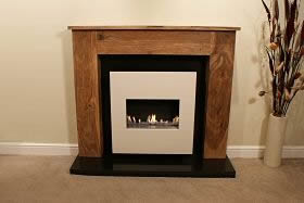 BONITA Traditional Flueless Gas Fire
