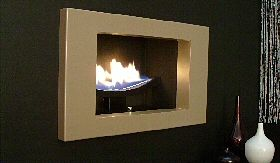 Cast Slit - Curved Gas Fire Burner