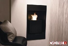 CUBE gas fires