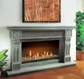 fireplace gas burner