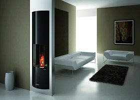 powerflue stove