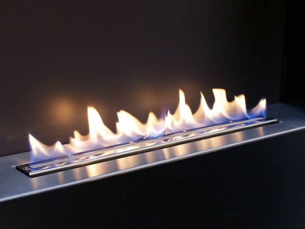 Flueless Gas Burner
