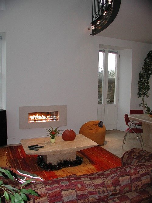 Gand Designs Fireplace