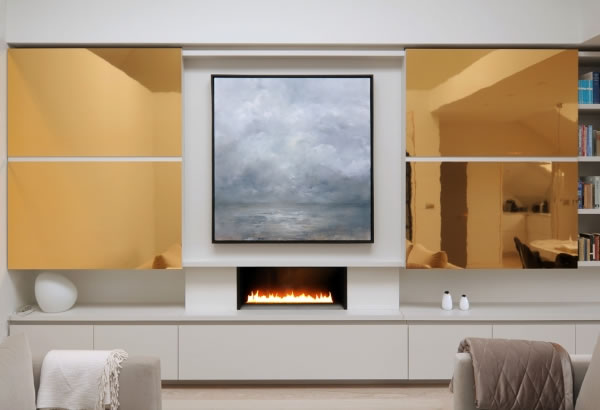 bespoke fireplace design