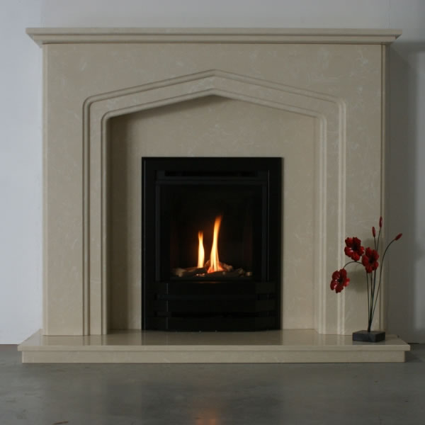 bailey high efficiency inset gas fire glass fronted fireplace cvo