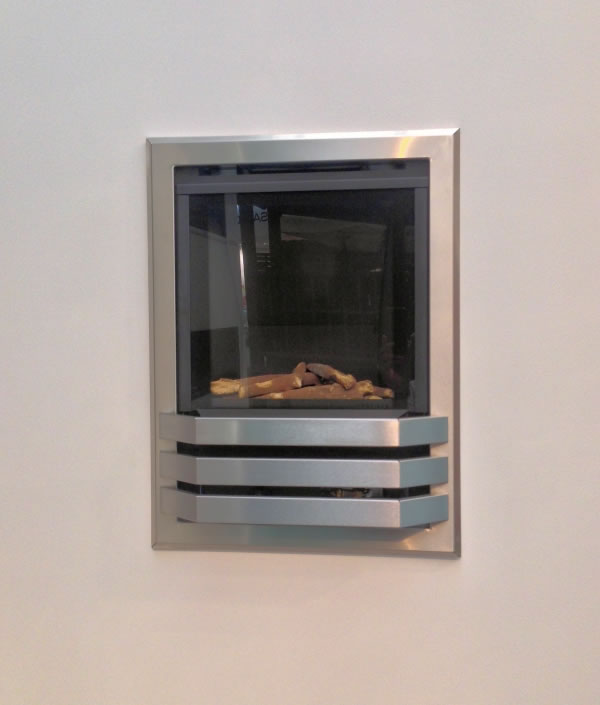 HIW INSET GAS FIRE