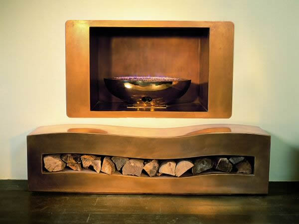 Bronze Fireplaces