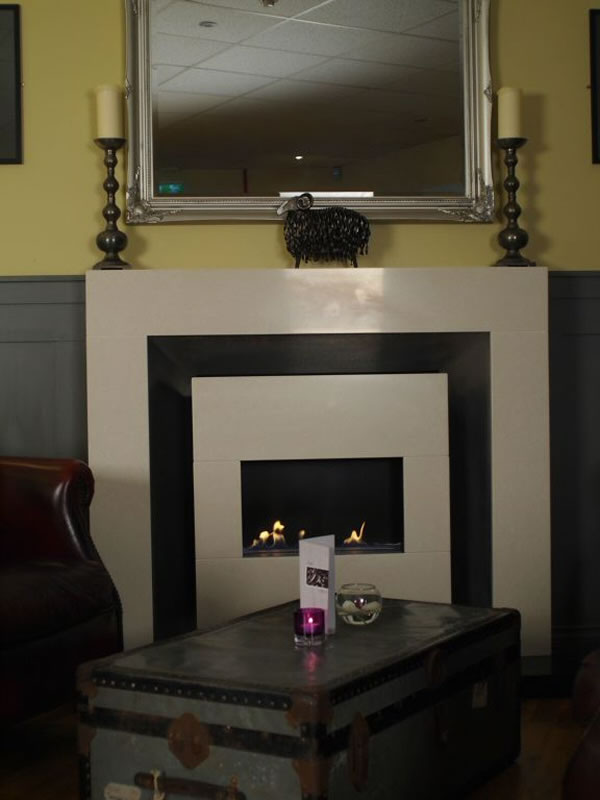 Traditional Flueless Gas Fire