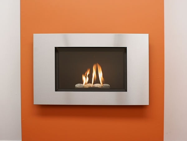 Kokoto High Efficiency Gas Fire With Glass Front Cvo Uk