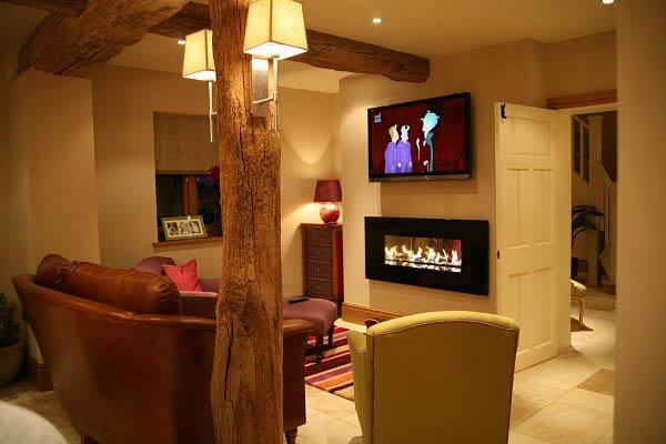 Fireplace Installation - Gas Fireplace - Fireplaces - Gas