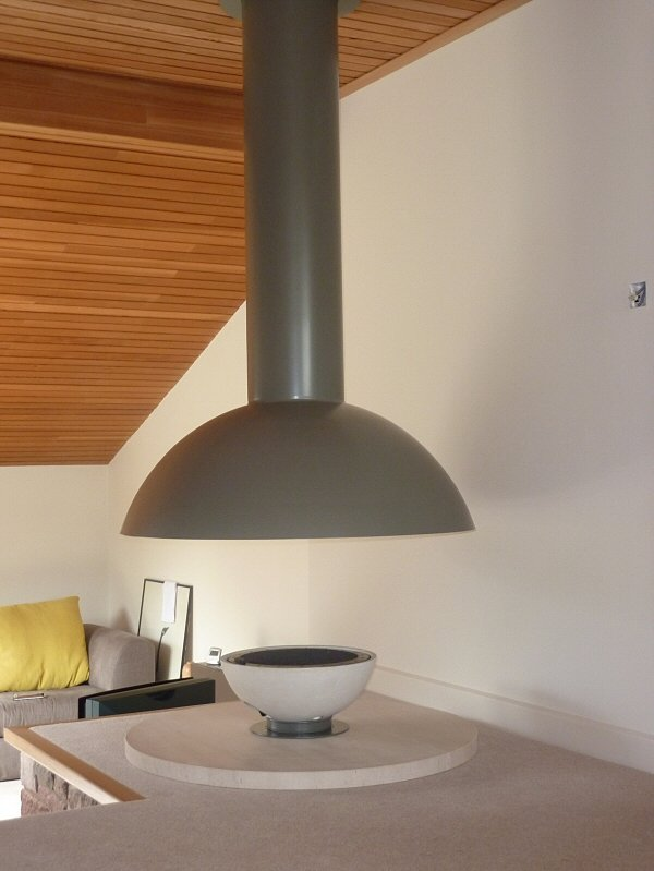 Round Gas Fires : Fire Bowl and Fire Table : Contemporary Designs ...
