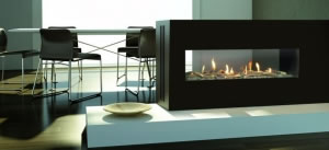 power flue gas fires