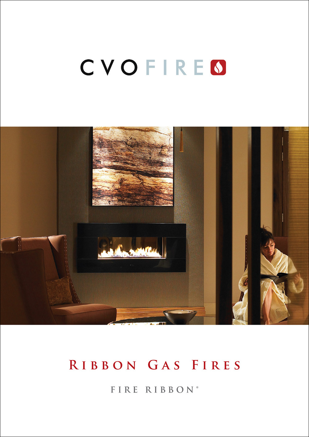 Ribbon Gas Fires