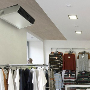 Italkero Poster Ceiling Mounted Gas Heaters Supplied By CVO Fire