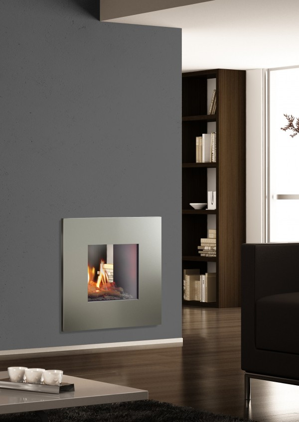 Portofino 50 Balanced Flue Gas Fire