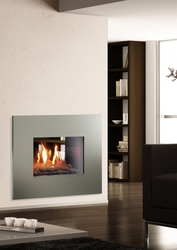 Firenze 70 Double Sided Balanced Flue Fire