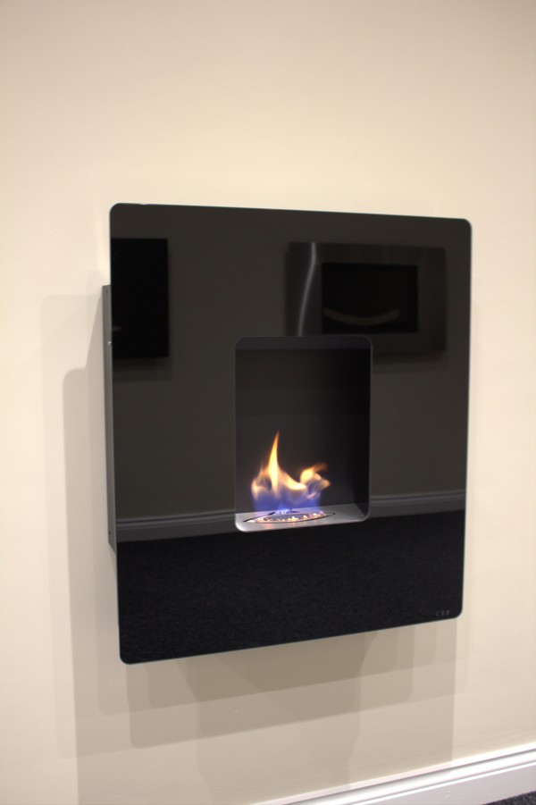 Azar Wall Mounted Flueless Gas Fire