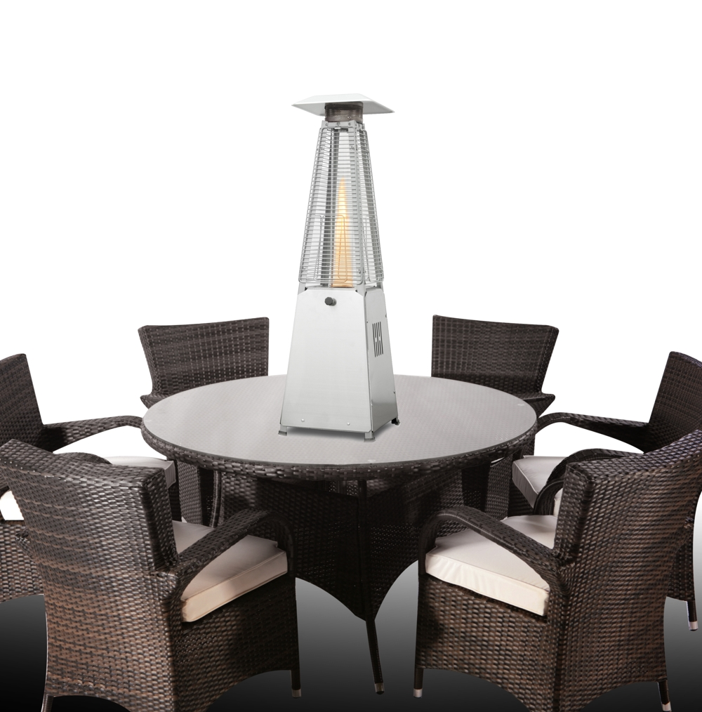 Calypso gas patio heater