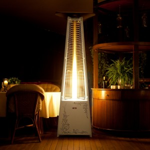 Falo Evo Unique Design Gas Patio Heater