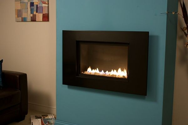 FR600 Black Fascia High Efficiency Gas Fire