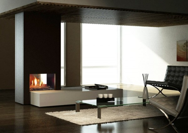 Firenze Double Sided Balanced Flue