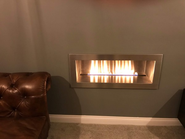 Fire River Customer Install