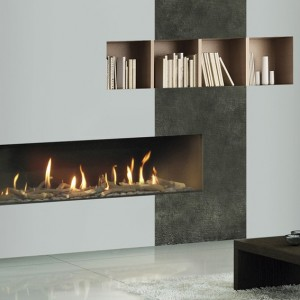 Focus Gas Fire Burner