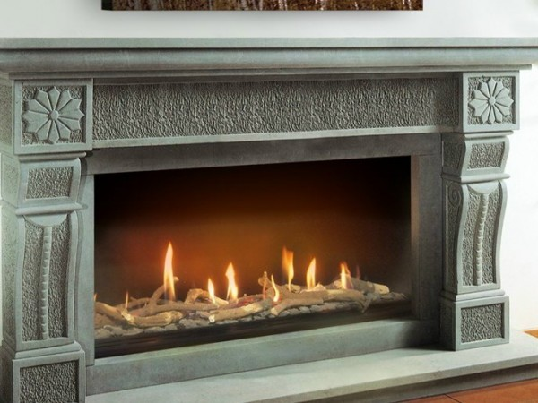 Focus Gas Burner Tray In Surround