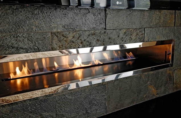 Double Sided Fire Wave 1500mm