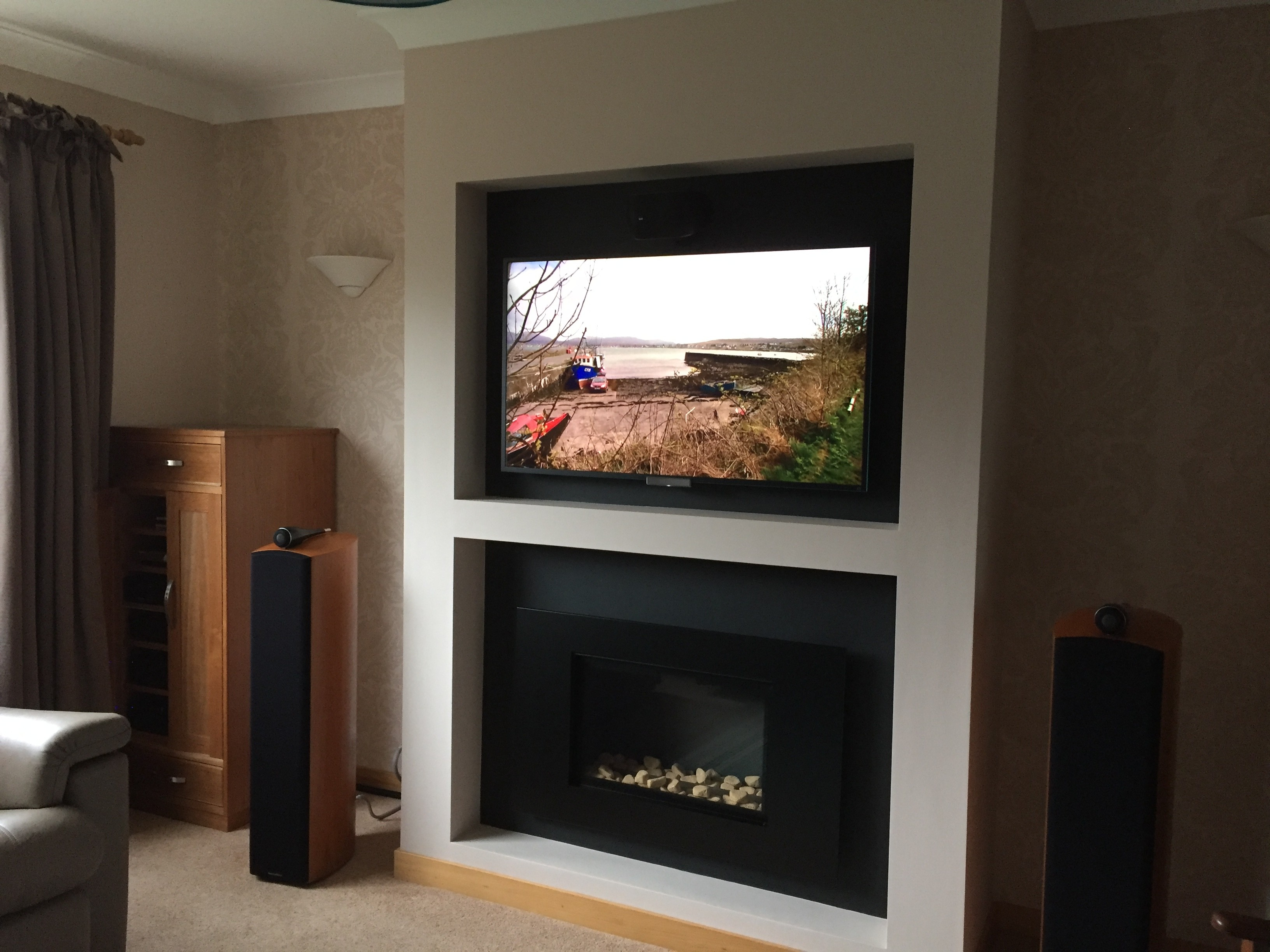 FR600 High Efficiency Gas Fire Image