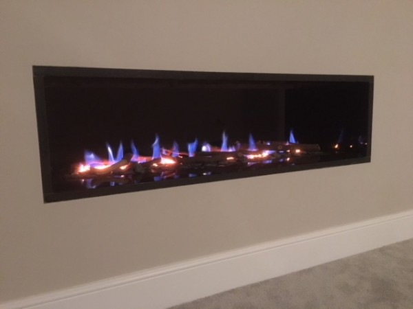 Fire Installed At CVO Firevault