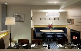 Lutyens Restaurant 1 - Customer Installation