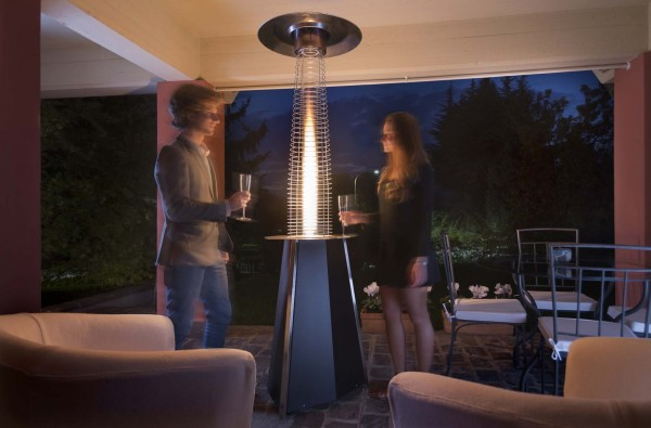 Solflame Outdoor Gas Patio Heater