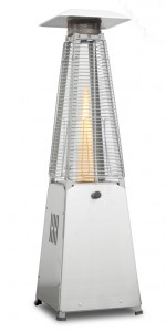 Calypso Free Standing Mini Outdoor Gas Heater