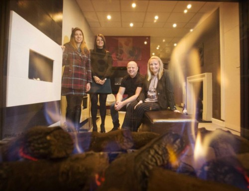 Big plans for fireplace firm following buy-out