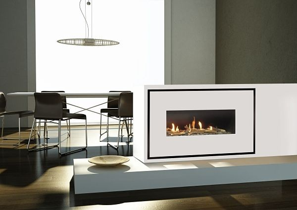 Milano 90Q Easy Install Power Flue Gas Fire