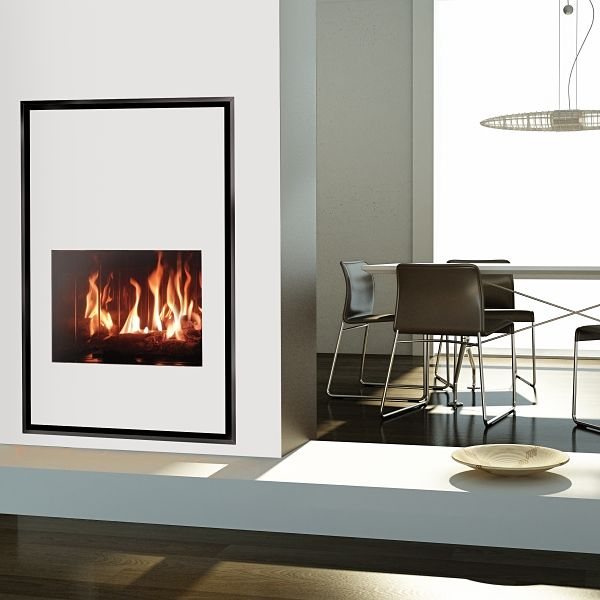Torino 70Q Easy Install Gas Fire Image