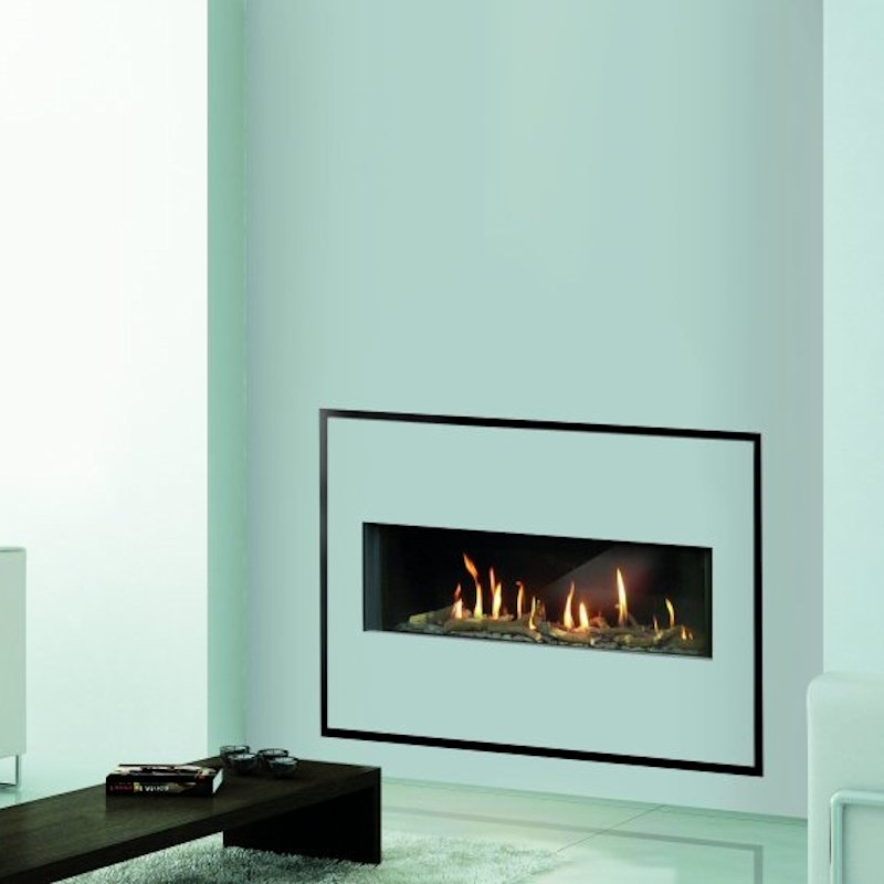 Venezia 130 Easy Install Balanced Flue Gas Fire- Product Image