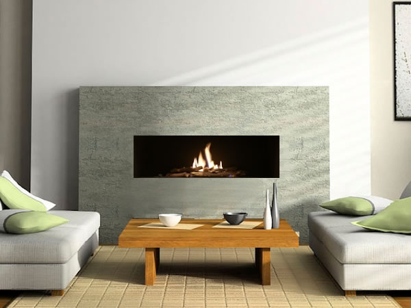 Madini Hole In The Wall Fireplace