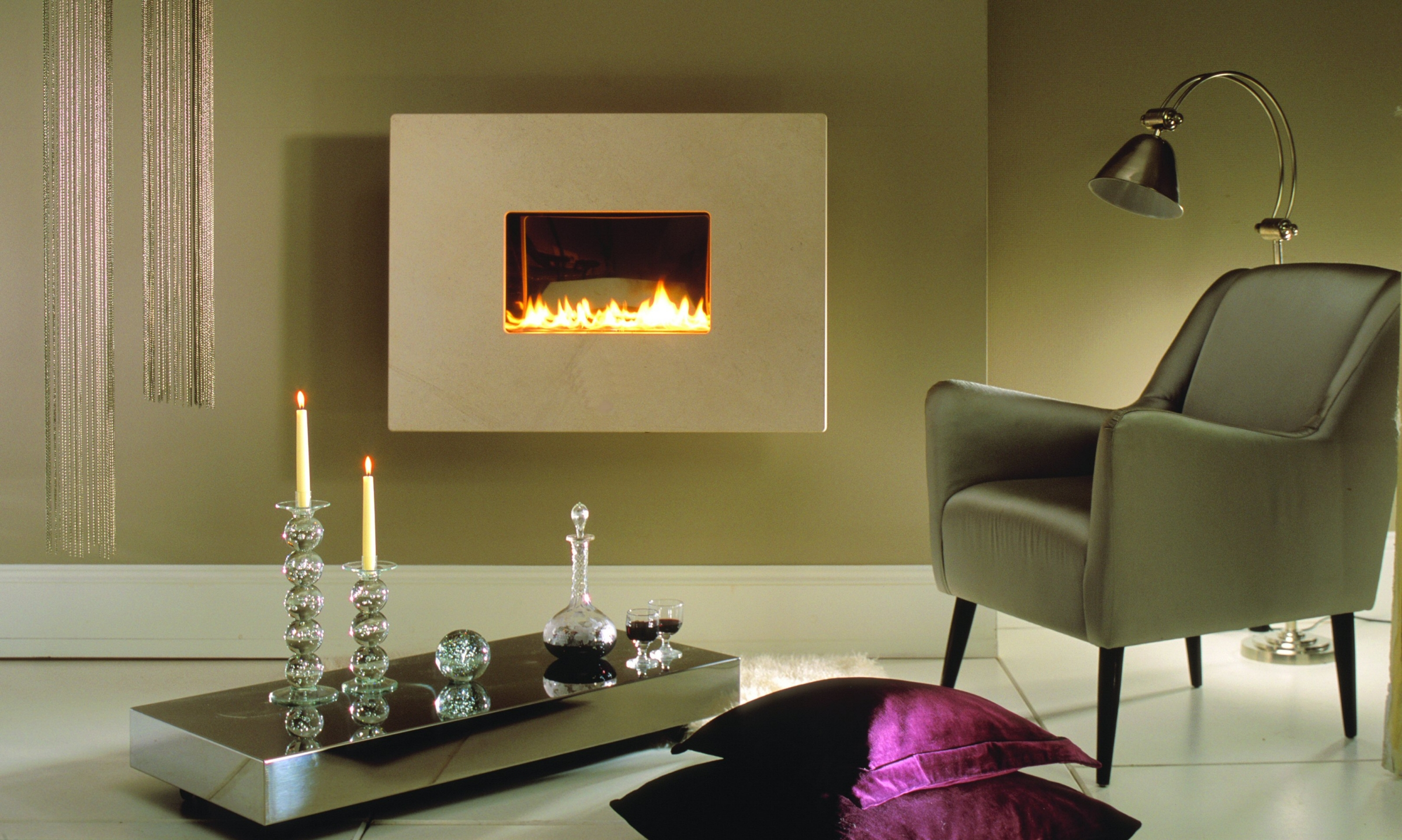 jc panoramic pin glass fireplace hanging bordelet industries zelia with