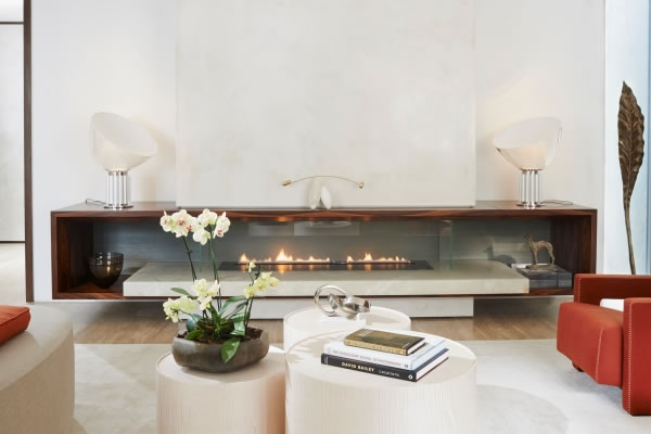 Read more about the article Bespoke Fireplace using 1500mm wide Fire Ribbon Burner Box