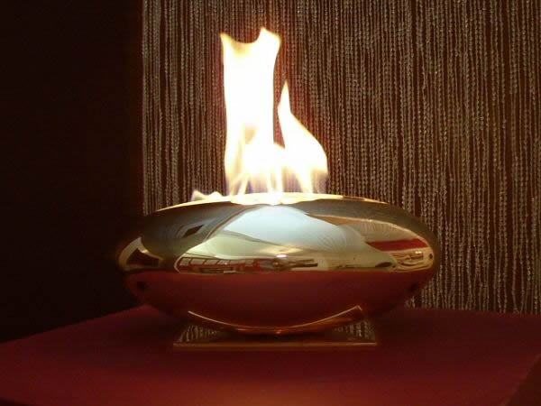 Gel Fire Vessel – Bronze or Aluminium – Image Gallery