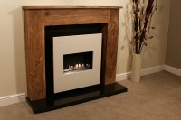 CVO Bonita Traditional Fire Gallery