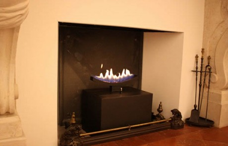 CVO Cast Slit Hole In The Wall Fire Customer Installation