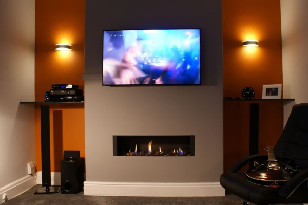 Fr920he High Efficiency Hole In The Wall Fireplace