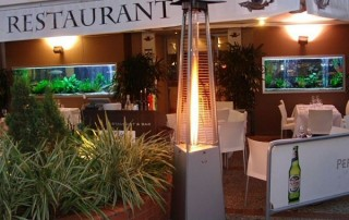 CVO Falo Patio Heater Gallery