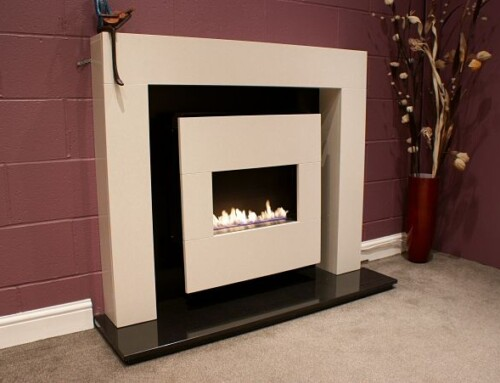 KIAH Flueless Gas Fireplace – Image Gallery