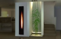 CVO Balanced Flue Mirror Flame Gallery