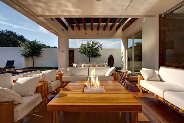 Outdoor Fireplaces, Outdoor Heating Solutions, Contemporary Fireplaces